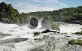 Водопад Schaffhausen
