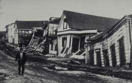 Землетрясение в Вальдивии, Чили