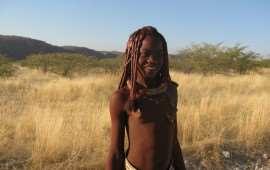 Намибия. Мужчины, женщины и дети