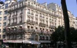 Реконструкция парижской архитектуры