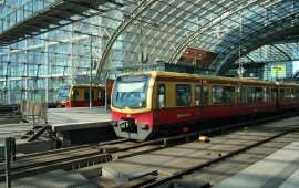 Железнодорожные развязки в Берлине