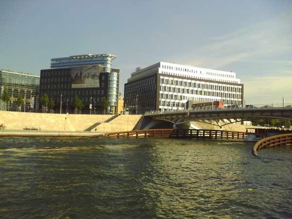 Река Шпрее