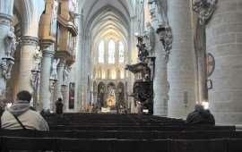 Знакомство с Антверпеном: часть 2