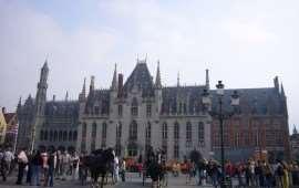 Важные достопримечательности Брюгге