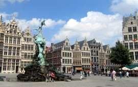 Знакомство с Антверпеном: третья часть