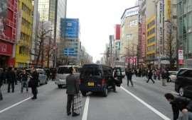 Япония: Рассказ очевидца (часть 2)