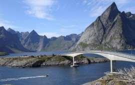 Знаменитые норвежские фьорды