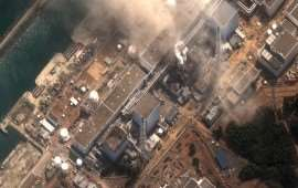 Earthquake and Tsunami damage-Fukushima Dai Ichi Power Plant, Japan