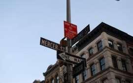 Бутики и магазины одежды Нью-Йорка