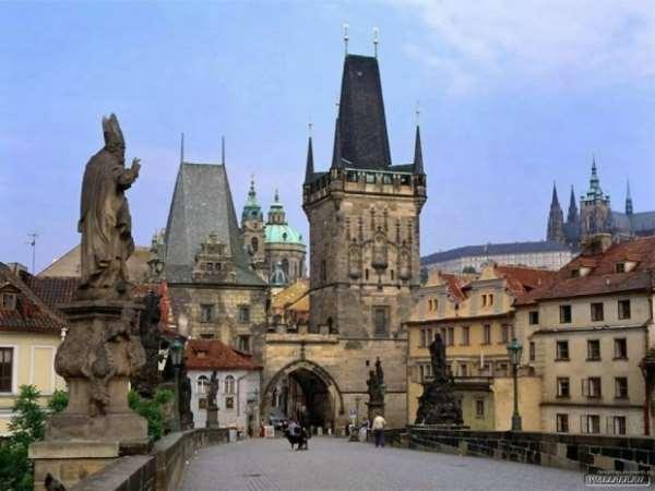 Туры в Прагу из Перми