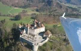 Chateau de Gruyeres