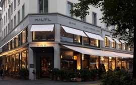 Рестораны WineArt и Hiltl
