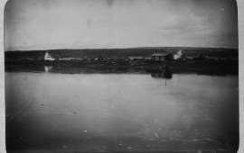 Шахты и крепости старого Якутска