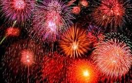 Украшения для праздника: фейерверки и правильно подобранная площадка