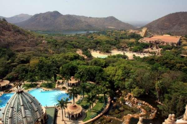 «Тарзан и затерянный город» (ЮАР, Сан-сити)