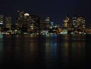 Бостон. Вечер