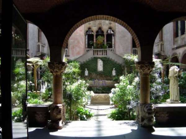 Isabella Stewart Garden Museum