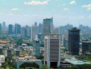 Мегаполис с азиатским колоритом