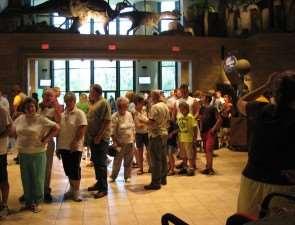 10 правил вашего движения: Дети ночуют в музее