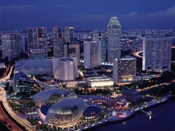 Шик и роскошь, Сингапур