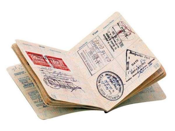 Покупка жд билетов и оформление визы