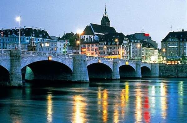 Ярмарки и фестивали в Базеле