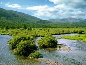 Большая река Сибири