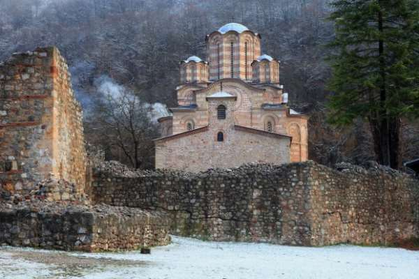 Сербия. Из истории
