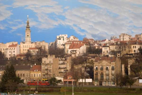 Драгоценные реликвии Сербии