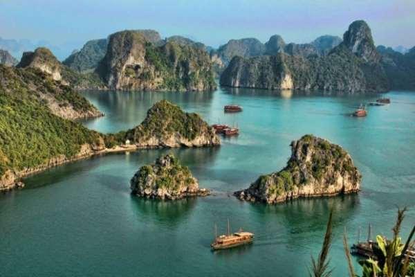 Южно-Китайское море. Коварное и прекрасное