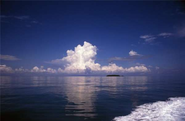 Как образовалось Южно-Китайское море