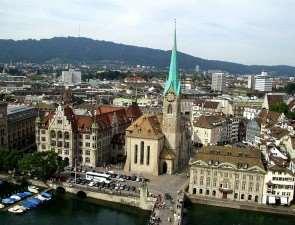 Швейцария. Культпоход