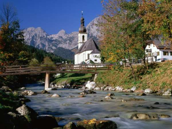 Бавария: есть, что посмотреть