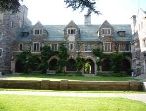 Кливленд: архитектура