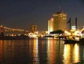 Крупнейший город Луизианы