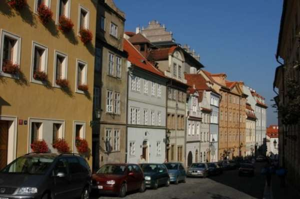 Прага для водителя