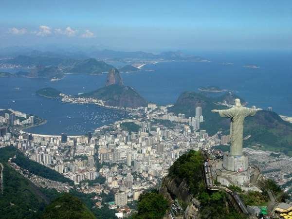 Путешествие: Бразилия