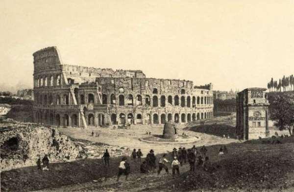 Как Рим стал вечным городом (1870-1960)