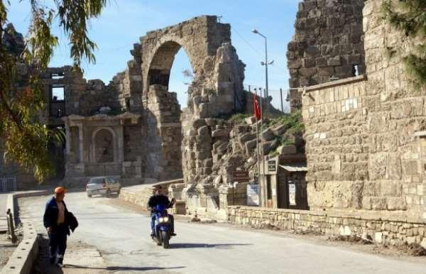 Городские ворота Сиде