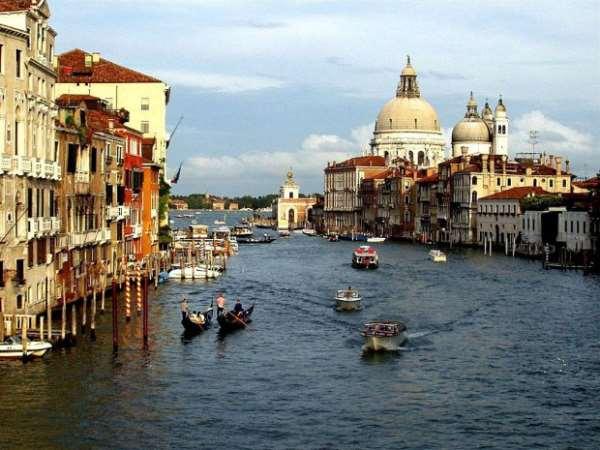 Венеция и море