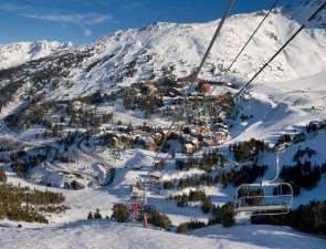 Горнолыжные курорты Франции: Лез-Арк