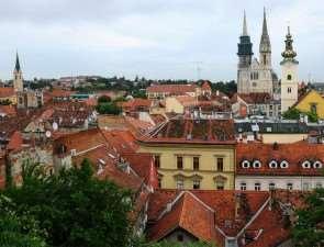 Загреб. Столичная история