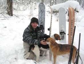 Что следует знать, собираясь на зимнюю охоту