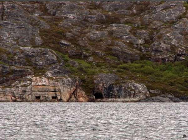 Северная Норвегия. Подземный Киркенес