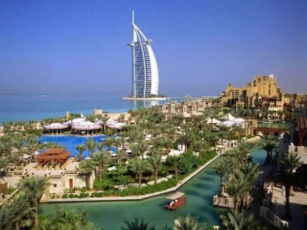 Дубаи: волшебное место