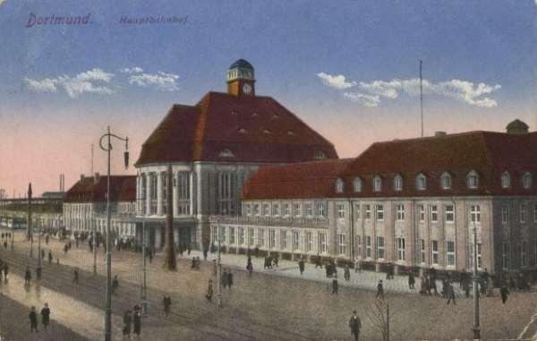 Дортмунд на заре истории