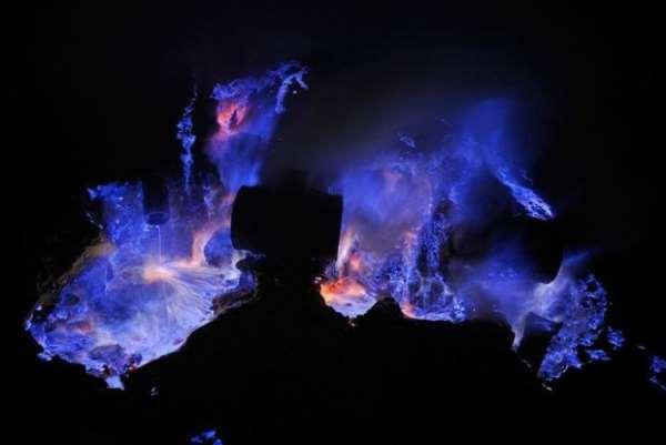 В Индонезию. Лед и пламень