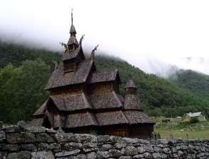 Северная Норвегия. Спиной к Европе