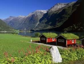 Северная Норвегия. Три дороги