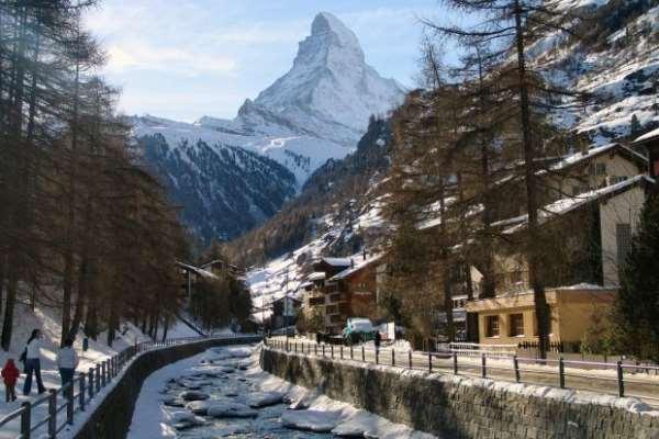 Туры по Швейцарии в Овронну